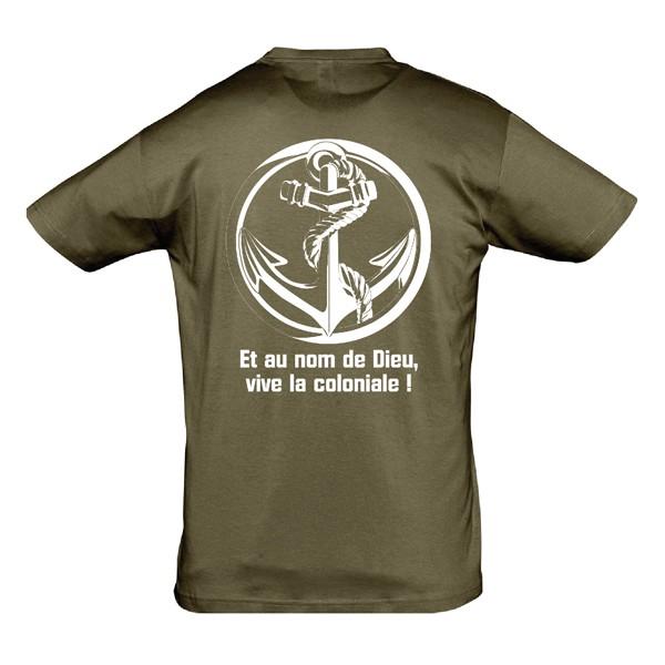 Tee-shirt des troupes de marine